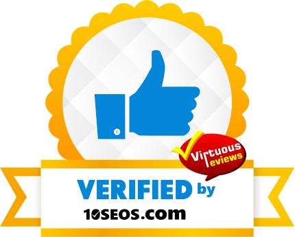 Verified by 10 SEOs